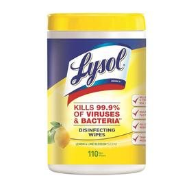 LYSOL 110-Count Lemon/Lime All-Purpose Cleaner