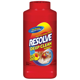 Resolve 18 oz Deep Clean Carpet Powder 019200817608