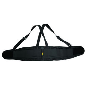 AWP Polyester Back Support Belt with Suspenders