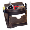 Texas Hold-Ums Brown Oil Tan Belt Organizer