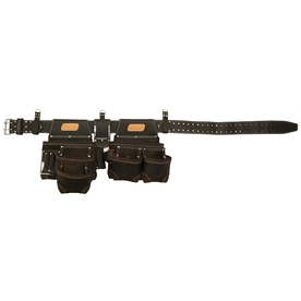 AWP General Construction Leather Tool Rig