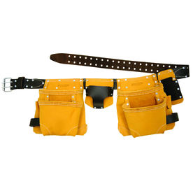 AWP General Construction Leather Tool Apron