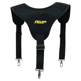 AWP Polyester Padded Suspension Suspenders