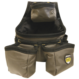 Brown Bag Company 260-cu in Ballistic Nylon Tool Pouch