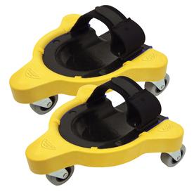 AWP HP Rolling Plastic-Cap Knee Pads