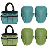 Bracken Creek Polyester Open Tote Tool Bag