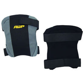 AWP Non-Marring Polyester-Cap Knee Pads
