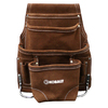 Kobalt 146-cu in Leather Tool Pouch