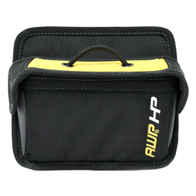 AWP HP Black/Yellow Polyester Smart Phone Case