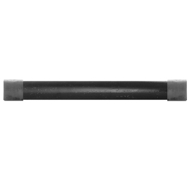 LDR 3/4-in x 10-ft 150-PSI Black Iron Pipe