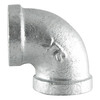 LDR 3/4-in Dia 90-Degree Galvanized Elbow Fitting