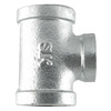 LDR 1/2-in Dia Galvanized Tee Fittings