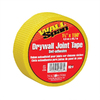 New York Wire 1-7/8-in x 150-ft Yellow Self-Adhesive Joint Tape