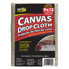 ProLine 10-oz Canvas Drop Cloth (Common: 9-ft x 12-ft; Actual: 9-ft x 12-ft)