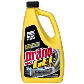 Drano 42-oz Gel Clog Remover Diy