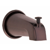 Danze 8-in Bronze Tub Spout with Diverter