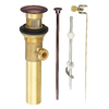 Danze Universal Fit Oil-Rubbed Bronze Pop-Up Drain Kit