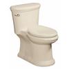 Danze Orrington Biscuit 1.6-GPF (6.06-LPF) 12-in Rough-in Elongated Comfort Height Toilet