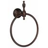 Danze Sheridan Oil-Rubbed Bronze Wall-Mount Towel Ring