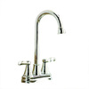 AquaSource Chrome 2-Handle Bar Faucet