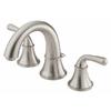 Danze Bannockburn Brushed Nickel 2-Handle Widespread WaterSense Bathroom Faucet (Drain Included)