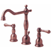 Danze Opulence Antique Copper 2-Handle Widespread WaterSense Bathroom Faucet (Drain Included)