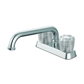 Project Source Chrome 2-Handle Utility Faucet