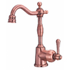 Danze Opulence Antique Copper 1-Handle Bar and Prep Faucet