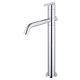 Danze Parma Chrome 1-Handle Single Hole WaterSense Bathroom Sink Faucet (Drain Included)