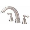 Danze Fairmont 2-Handle Adjustable Deck Mount Tub Faucet