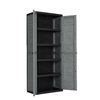CONTICO 26.8-in W x 65-in H x 15.4-in D Plastic Freestanding Garage Cabinet