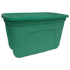 Style Selections 30-Gallon Tote with Standard Snap Lid