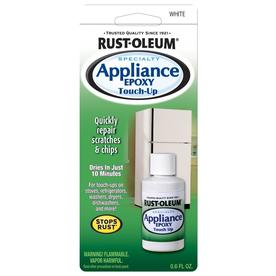 Rust-Oleum Specialty 0.6 fl oz White/Gloss Appliance Touch-Up Paint