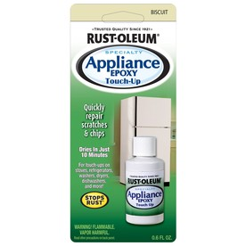 Rust-Oleum 0.6 fl oz Biscuit/Gloss Appliance Touch-Up Paint