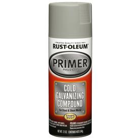 Rust-Oleum Auto 12 Oz. Cold Galvanizing Compound Matte Spray Paint