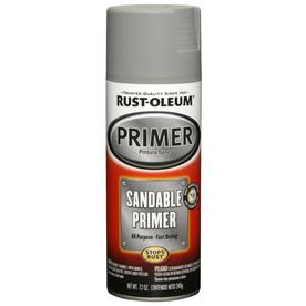 Rust-Oleum Auto 12-oz Gray Semi-Gloss Spray Paint