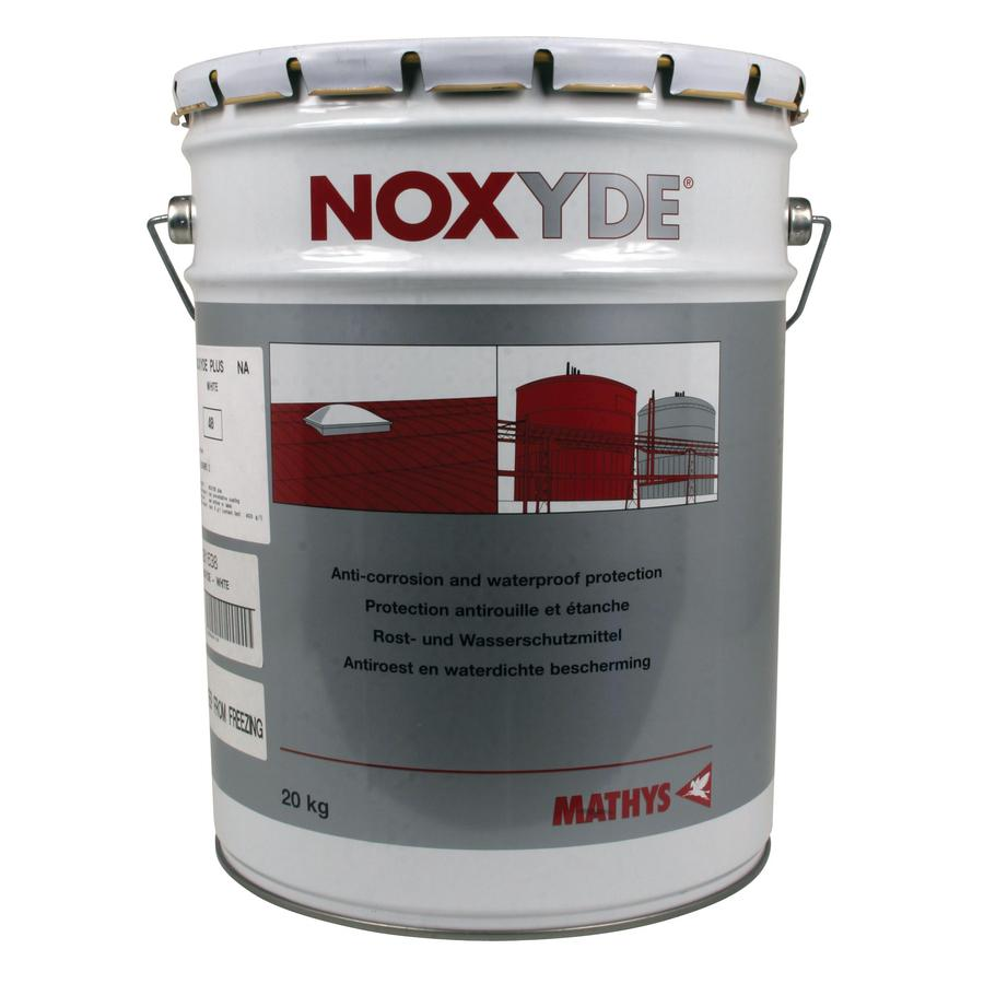 Shop Rust Oleum 5 Gallon Size Container Exterior Satin Off White Epoxy Base Paint And Primer In