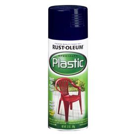 Rust-Oleum 12-oz Navy Gloss Spray Paint