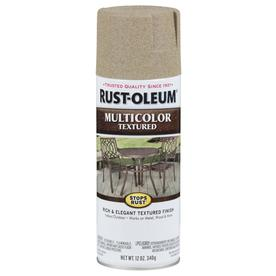 Rust-Oleum Textured 12-oz Desert Bisque Spray Paint