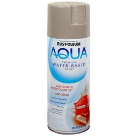 Rust-Oleum Aqua 12-oz Sand Dune Gloss Spray Paint
