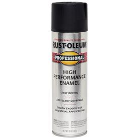 Quick Color Spray Paint Semi Gloss Black