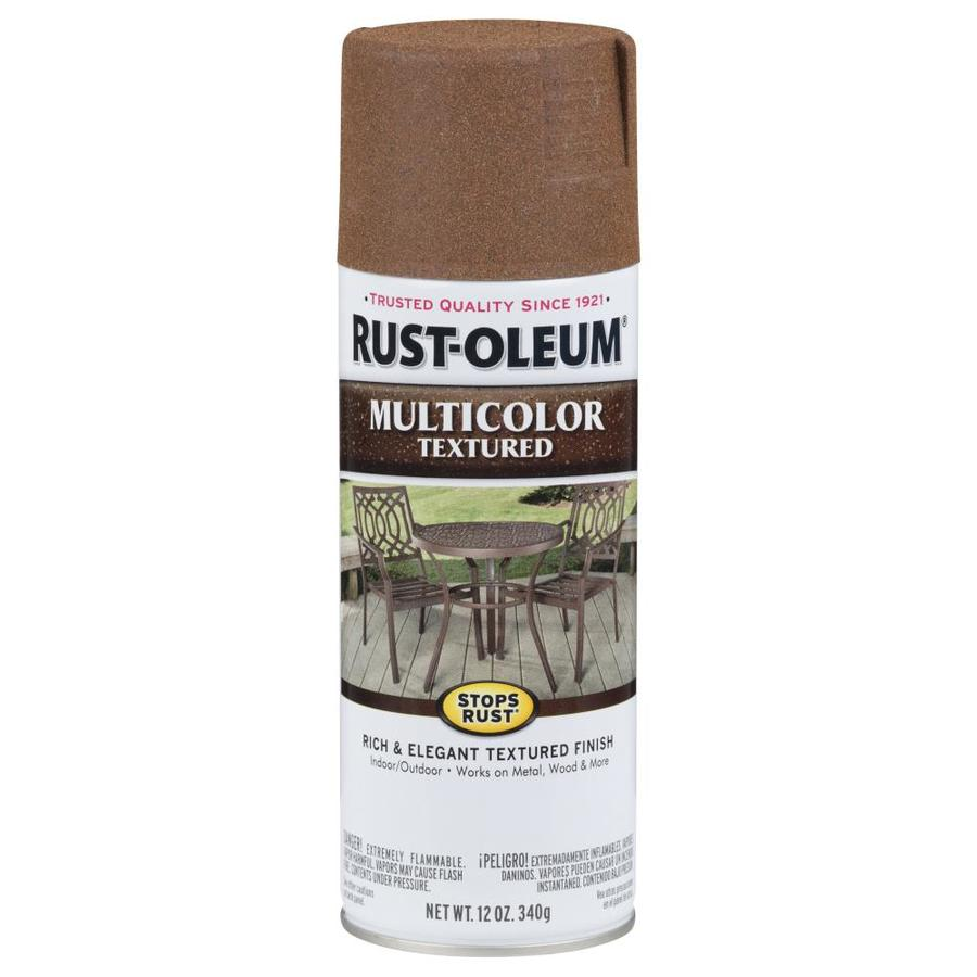shop rust oleum 12 oz rustic umber spray paint at. Black Bedroom Furniture Sets. Home Design Ideas