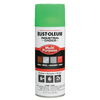 Rust-Oleum Industrial Choice Multi-Purpose Fluorescent Green Fade Resistant Enamel Spray Paint (Actual Net Contents: 12-oz)