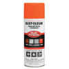 Rust-Oleum Industrial Choice Multi-Purpose Fluorescent Orange Fade Resistant Enamel Spray Paint (Actual Net Contents: 12-oz)
