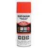 Rust-Oleum Industrial Choice Multi-Purpose Fluorescent Red Orange Fade Resistant Enamel Spray Paint (Actual Net Contents: 12-oz)