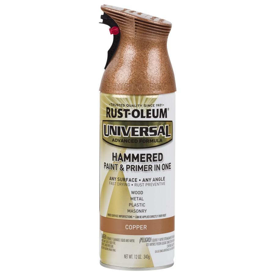 Shop Rust Oleum 12 Oz Copper Spray Paint At