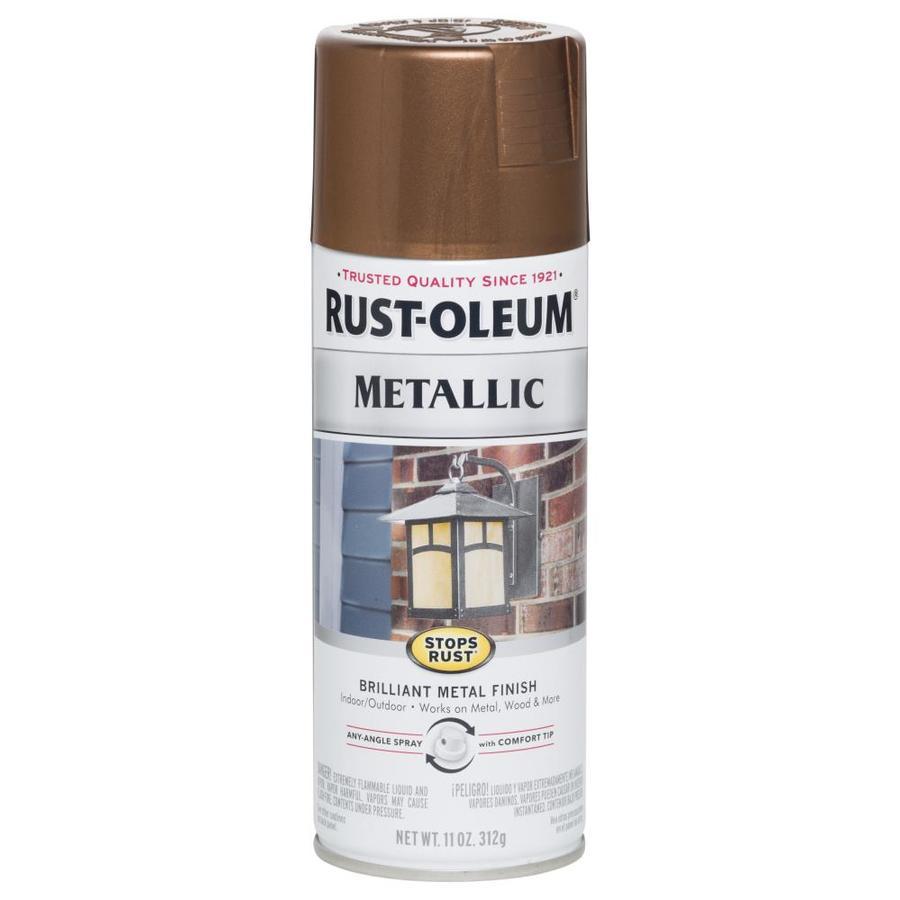 shop rust oleum 11 oz vintage copper gloss spray paint at. Black Bedroom Furniture Sets. Home Design Ideas