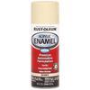 Rust-Oleum Automotive Ivory Fade Resistant Enamel Spray Paint (Actual Net Contents: 12-oz)