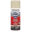 Rust-Oleum Automotive Enamel Almond Fade Resistant Enamel Spray Paint (Actual Net Contents: 12 Oz.)