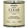 Rust-Oleum Metallic Accents Clear Satin Latex Interior Paint (Actual Net Contents: 32-fl oz)